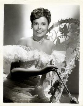 LENA HORNE (ca. 1945)