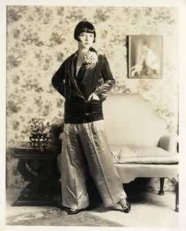 LOUISE BROOKS (ca. 1927) by Gene Robert Richee