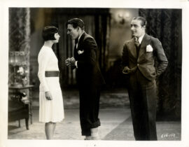 LOUISE BROOKS / ROLLED STOCKINGS (1927) - 1
