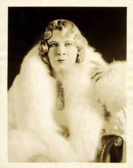 MAE WEST / THE CONSTANT SINNER (1931) Broadway portrait