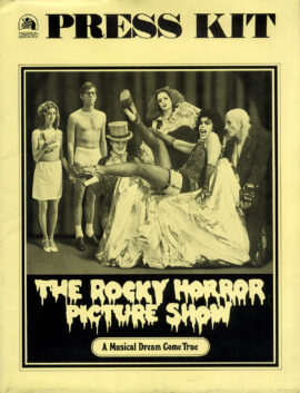 ROCKY HORROR PICTURE SHOW, THE (1975) Press kit