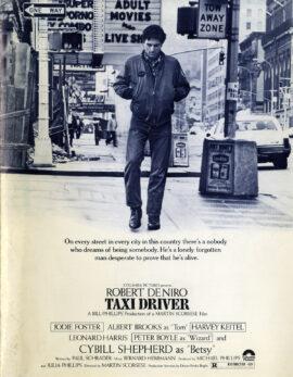 TAXI DRIVER (1976) Press kit (2)