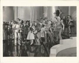 WIZARD OF OZ, THE (1939) In the Emerald City