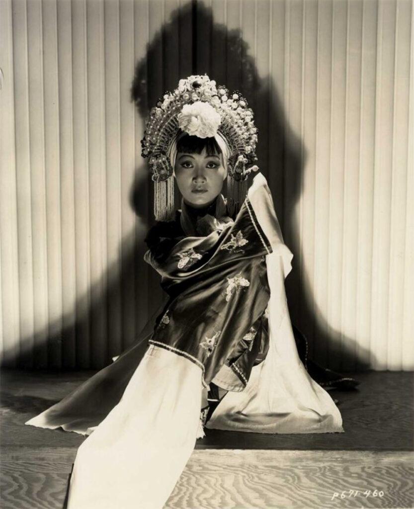 Anna May Wong - Publicity Photo - 1937
