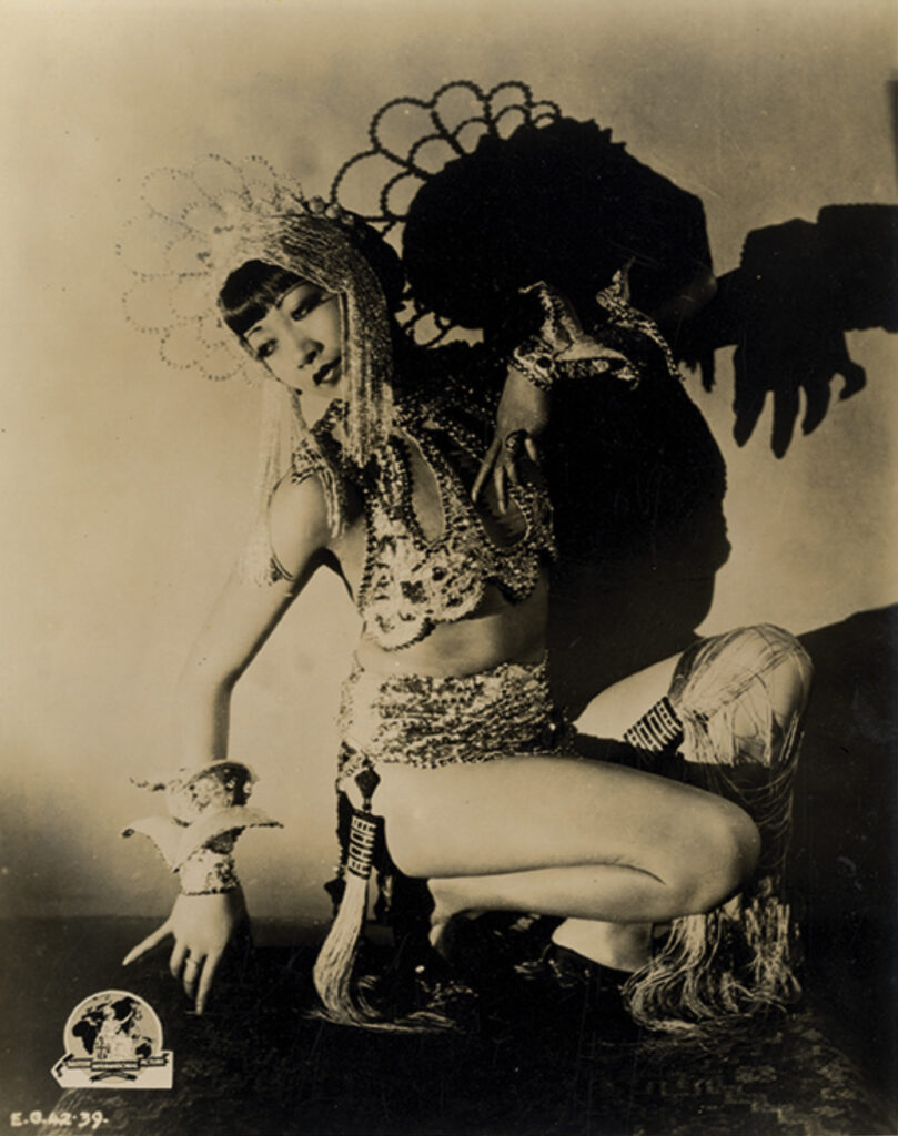 Anna May Wong - The Flame Of Love - 1930