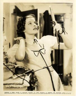 KATHARINE HEPBURN / ALICE ADAMS (1935) Set of 5 photos