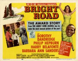 BRIGHT ROAD (1953) Lobby card no. 4