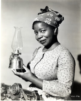 BUTTERFLY MCQUEEN / DUEL IN THE SUN (1946) Set of 2 photos