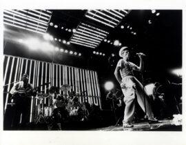 DAVID BOWIE (ca. 1970s) Set of 14 UK photos