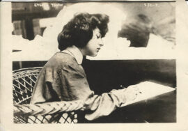 EVELYN NESBIT THAW (1912)