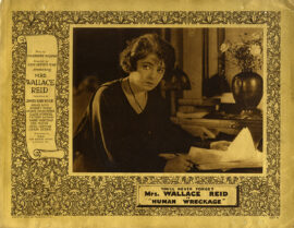 HUMAN WRECKAGE (1923) Set of 8 lobby cards