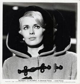 JEAN SEBERG / MOMENT TO MOMENT (1965)