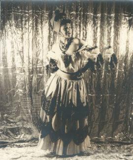 KATHERINE DUNHAM (ca. 1950) by Carl Van Vechten