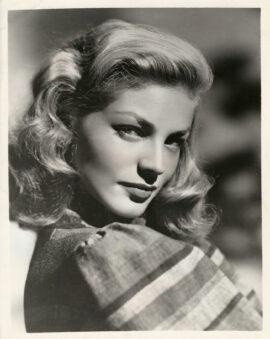 LAUREN BACALL (ca. 1948)