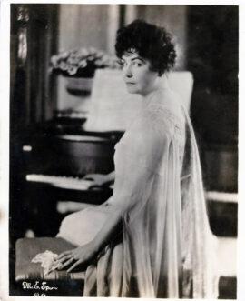 LOIS WEBER (1927)