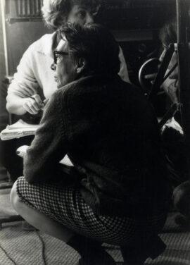 MARGUERITE DURAS / DESTROY, SHE SAID [DÉTRUIRE, DIT-ELLE] (1969)
