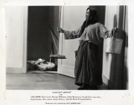 MIDNIGHT MENACE (1946) Set of 2 photos