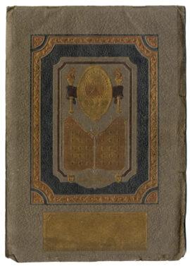 PARAMOUNT STUDIOS Exhibitor book, Aug 1923-Jul 1924