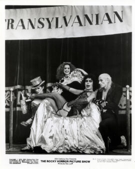 ROCKY HORROR PICTURE SHOW, THE (1975) Set of 12 photos