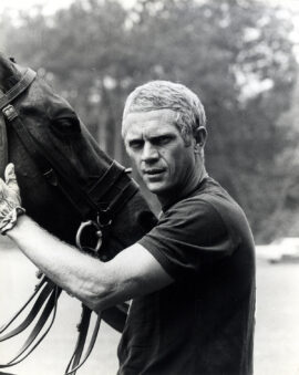 STEVE MCQUEEN / THE THOMAS CROWN AFFAIR (1968)