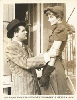 KATHARINE HEPBURN, CARY GRANT / SYLVIA SCARLETT (1935)
