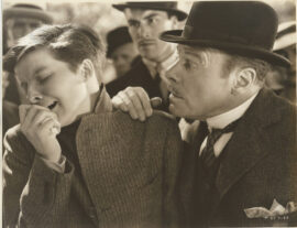KATHARINE HEPBURN, EDMUND GWENN / SYLVIA SCARLETT (1935)