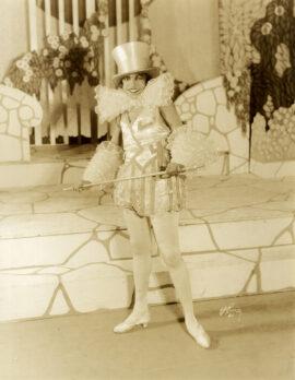 VALAIDA SNOW / THE CHOCOLATE DANDIES (1924)
