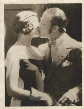 RUDOLPH VALENTINO, NATASHA RAMBOVA (1926)