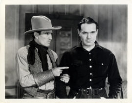 WAY OUT WEST (1930) Set of 5 photos