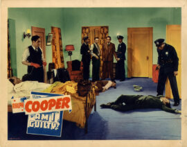 AM I GUILTY? (1940) Set of 3 lobby cards