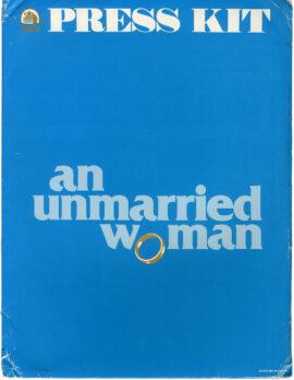 AN UNMARRIED WOMAN (1978) Press kit