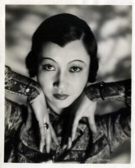 ANNA MAY WONG / CHU CHIN CHOW (1934) Photo