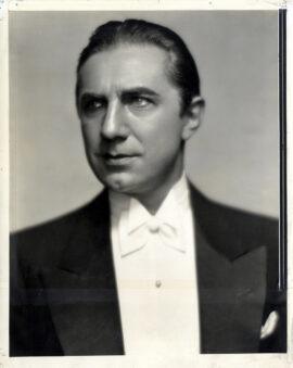 BELA LUGOSI / DRACULA (1931)