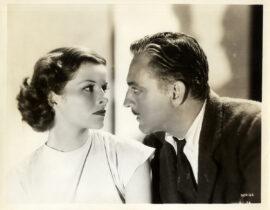 BILL OF DIVORCEMENT, A (1932) Portrait of Katharine Hepburn, John Barrymore