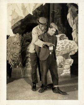 BUCK AND BUBBLES / PARADISE ISLE (ca. 1930)