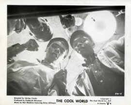 COOL WORLD, THE (1963) Set of 11 photos