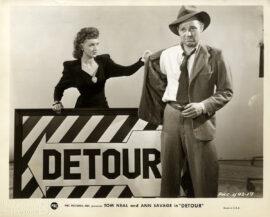 DETOUR (1945) - 2 #PRC-493-19