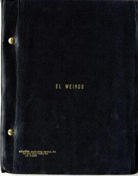 EL WEIRDO [working title for BANANAS] (Mar 24, 1970) Screenplay by Woody Allen, Mickey Rose