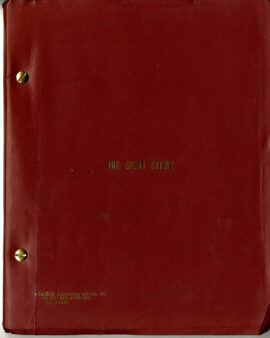 GREAT GATSBY, THE (1974) Screenplay by Francis Ford Coppola / Revised Version by J.C.
