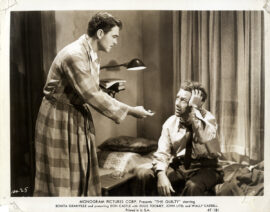 THE GUILTY (1947) Set of 11 photos