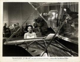 HAZEL SCOTT / RHAPSODY IN BLUE (1945)