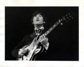 JOHN LENNON (1968) Signed by Chuck Boyd