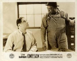LEM HAWKINS' CONFESSION (1935) Set of 8 photos