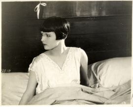 LOUISE BROOKS / IT'S THE OLD ARMY GAME (1926) Keybook photo