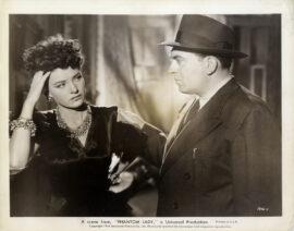 PHANTOM LADY (1944) Set of 10 photos