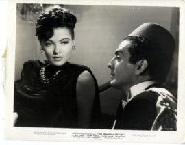 SHANGHAI GESTURE, THE (1941) Set of 6 keybook photos