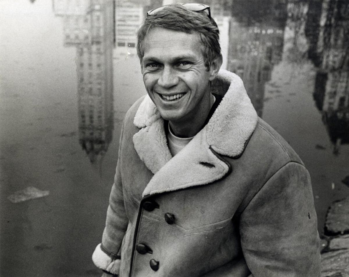 Portrait of Steve McQueen by William Claxton | WalterFilm