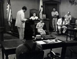 TO KILL A MOCKINGBIRD (1962) Set of 4 photos