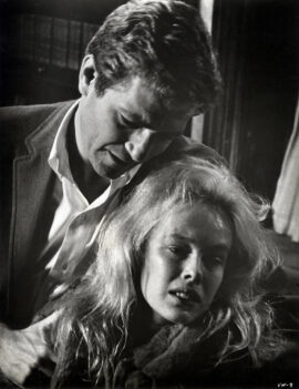 WHO'S AFRAID OF VIRGINIA WOOLF? (1966) Set of 4 photos